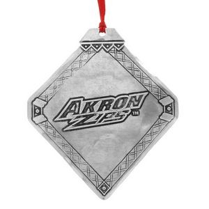 Aluminum Classic Diamond Ornament
